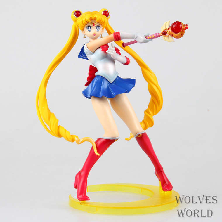 2017 <font><b>new</b></font> <font><b>anime</b></font> cartoon ZERO <font><b>Sailor</b></font> <font><b>Moon</b></font> <font><b>tsukino</b></font> <font><b>usagi</b></font> 20th anniversary <font><b>pvc</b></font> action figure collectible toy juguetes hot sale