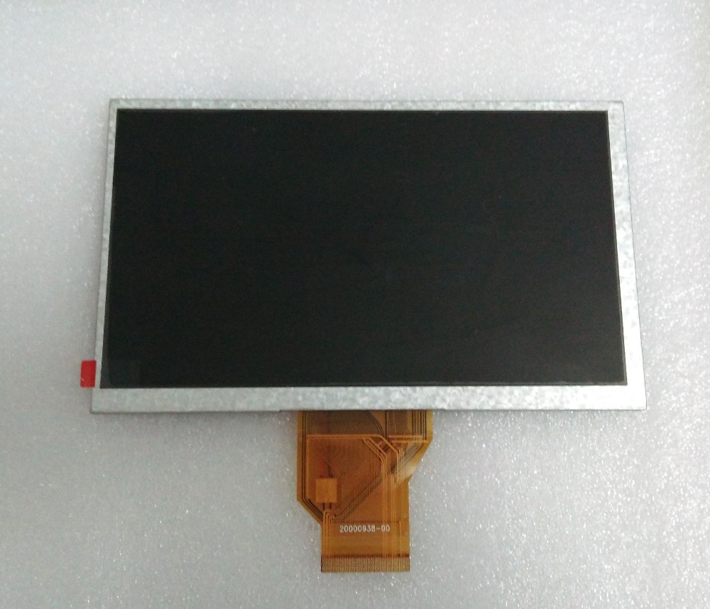 7'' Innolux AT070TN90 V.1 20000938-00 LCD Display Screen Module 3mm 800x480 For Tablet PC 7 inch lcd screen high brightness innolux at070tn90 at070tn92 v 1 vx display