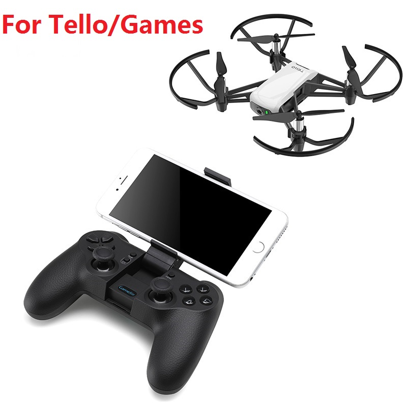GameSir T1d/T1s รีโมทคอนโทรลสำหรับ DJI Tello & เกมจับจอยสติ๊กสำหรับ ios7.0 + Android 4.0 + BLE4.0-ใน รีโมทคอนโทรล จาก อุปกรณ์อิเล็กทรอนิกส์ บน AliExpress - 11.11_สิบเอ็ด สิบเอ็ดวันคนโสด 1