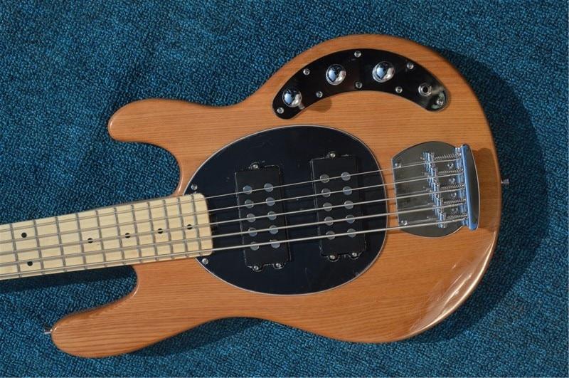 Free Shipping !! Hot Sale High Quality Ernie Ball Musicman Music Man Sting Ray 4 Strings Electric Bass Guitar