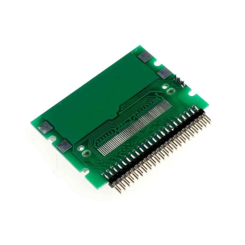 Melhor preço cf para 44 pinos macho ide adaptador pcb conversor como 2.5 unidade de ishdd para portátil