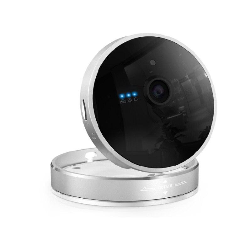 Caméra IP Cube Wifi 720 P 1.0 mégapixels en temps réel ONVIF p2p plug play caméra IP WIFI sans fil caméra de sécurité à domicile