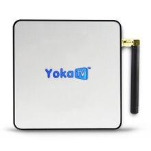 Mesuvida YOKA KB2 Tv Box Amlogic S912 Octa base Android 6.0 2.4G 5G double Bande WiFi 2G DDR3 RAM 32G eMMC ROM Set top Box Tv