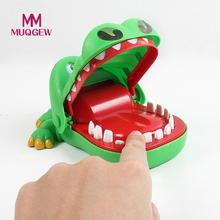Big mouth crocodile biting finger Game