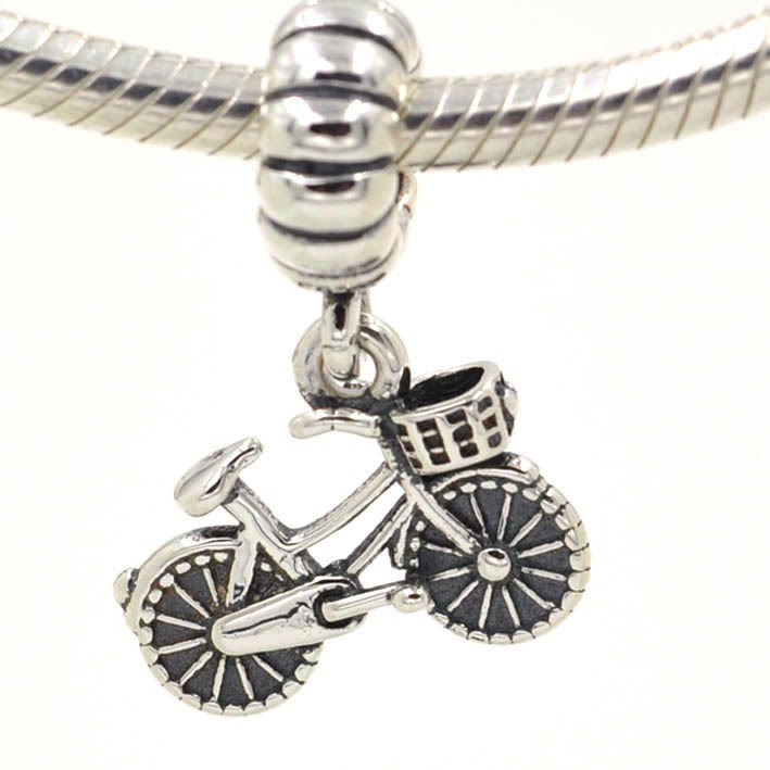 Compra bicycle charm pendant sterling y disfruta del envo gratuito compra bicycle charm pendant sterling y disfruta del envo gratuito en aliexpress aloadofball Image collections