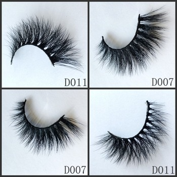 IN USA UPS Free Shipping 100pair 100% Mink lashes Hair 3D False Eyelashes Natural Thick Long Fake Eye Lashes Wispy Makeup Beauty