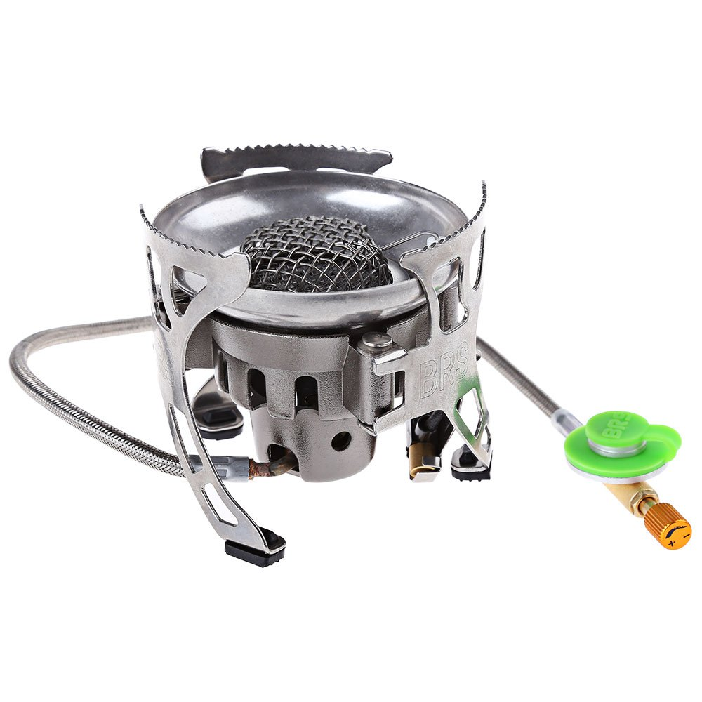 ФОТО High Quality Outdoor Gas Stove Hot Quenching Light Gas Furnace Survival Split Outdoor Stove Stainless Steel Cooker Outdoor Stove