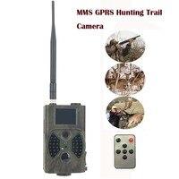 Wildlife Trail Camera MMS GSM GPRS 940nm Black Led Invisible Animal Trap 1080P Hunting Camera