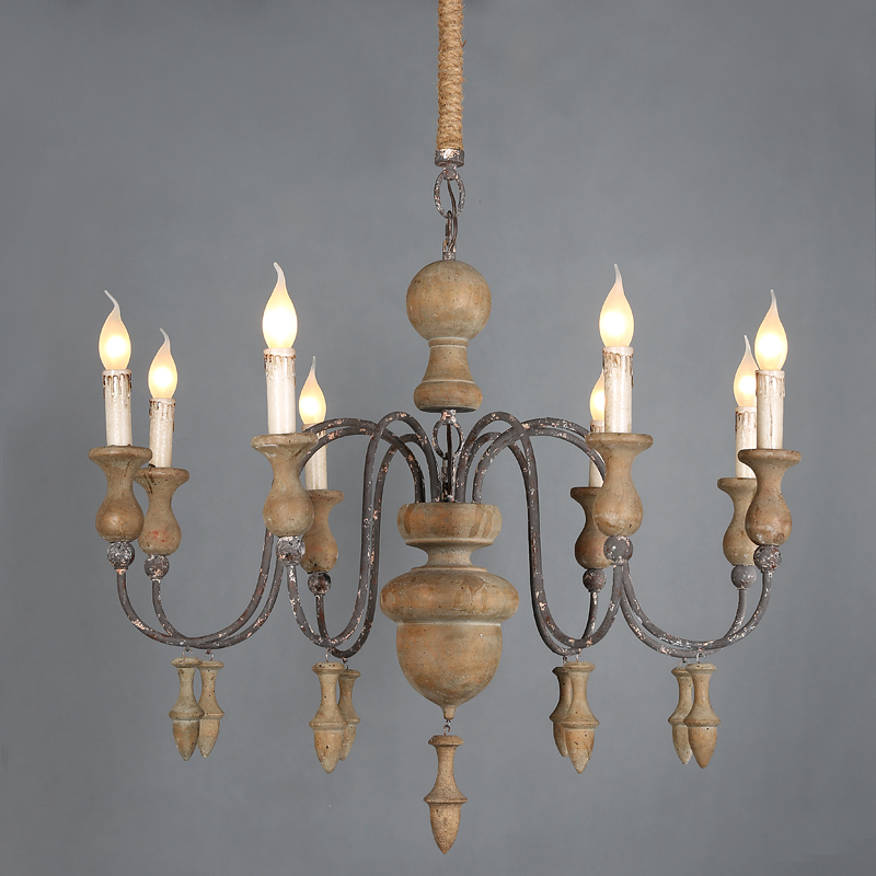 Wood Chandeliers For Dining Room: French Chandeliers Living Room Dining Room Bedroom