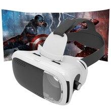 Vr коробка VR Очки виртуальной реальности очки Google cardboard 3D Очки гарнитура для смартфонов 3.5-6.0 дюймов в Best 2017