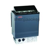 Calentador eléctrico de 9 kW calentador de sauna húmedo y seco estufa de sauna Horno de vapor 220 V/380 V 1 ud.