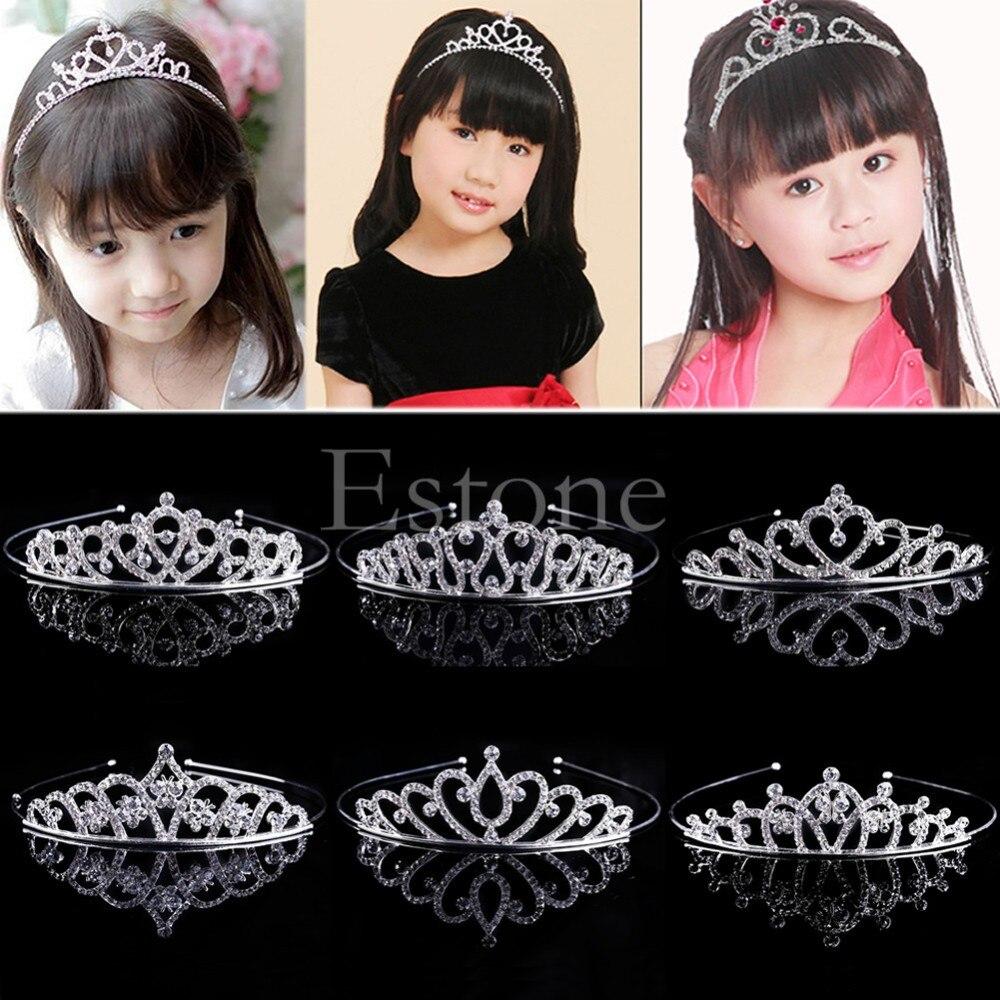 HTB1lQHULpXXXXa7XFXXq6xXFXXX6 Bejeweled Princess Headband Tiara With Stunning Rhinestone Crystals - 6 Styles