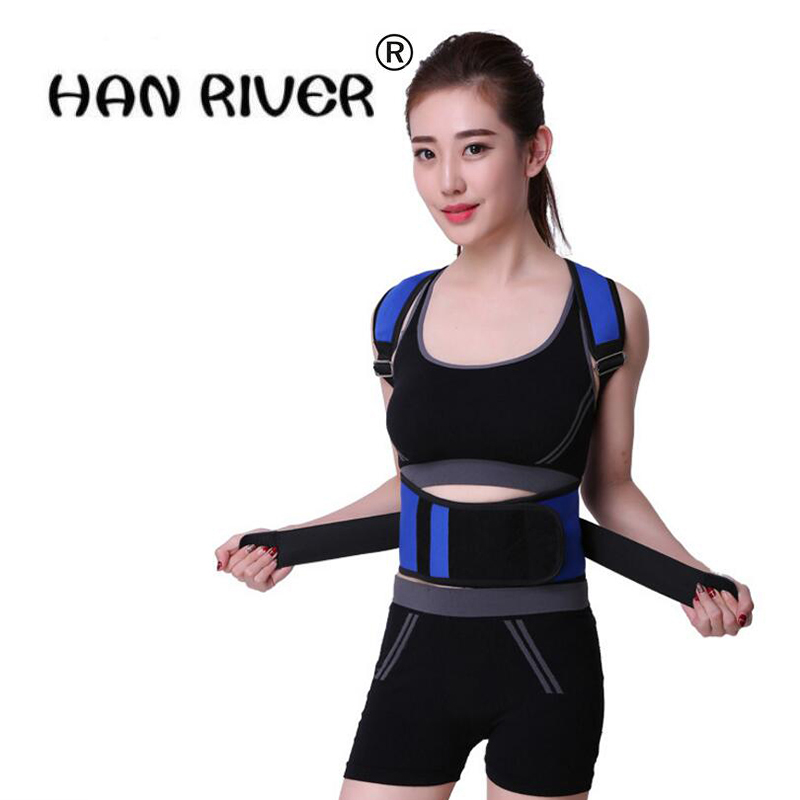 HANRIVER Hot sales Adult Lumbar Support Rehabilitation Physical Therapy Health Care Lumbar Back Support Kinesiology Orthotics