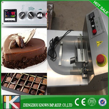 CE approved Automatic High Production Chocolate Tempering Machine For Sale 220v