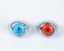 Naruto 10pcs Ring Set