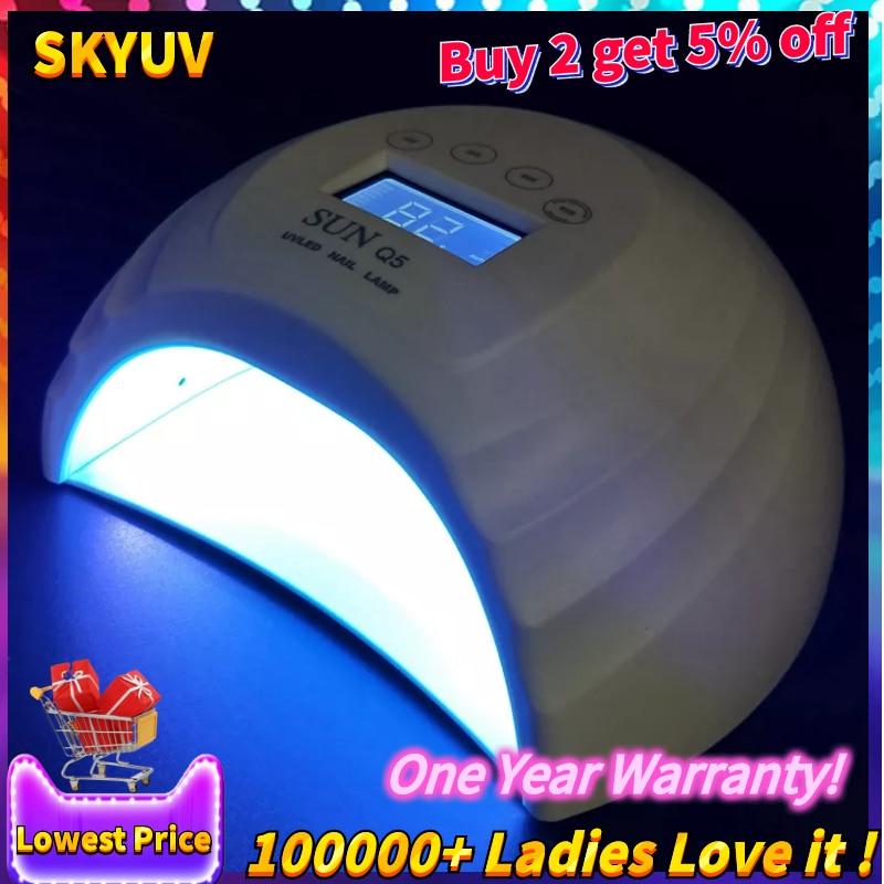 SUN Lamp Newest 36W Led UV Lamp 15pcs LED Nail Dryer for Nail Gel Polish Manicure With Timer button Sensor Nail Art Tools