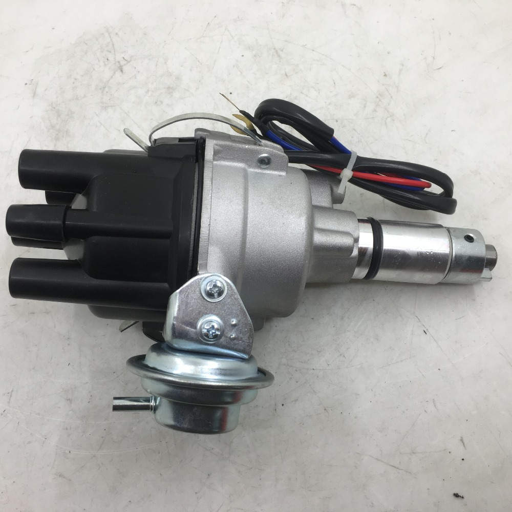 SherryBerg 4 cyl electrical eletronic Distributor for Datsun for Nissan J15 Engine FORKLIFT 4 CYLINDERS 22100