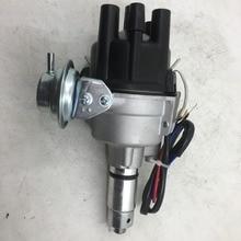 SherryBerg 4-cyl Электрический распределитель для Datsun/для Nissan J15 двигатель вилочный погрузчик 4 цилиндра 22100-b5000 22100b500