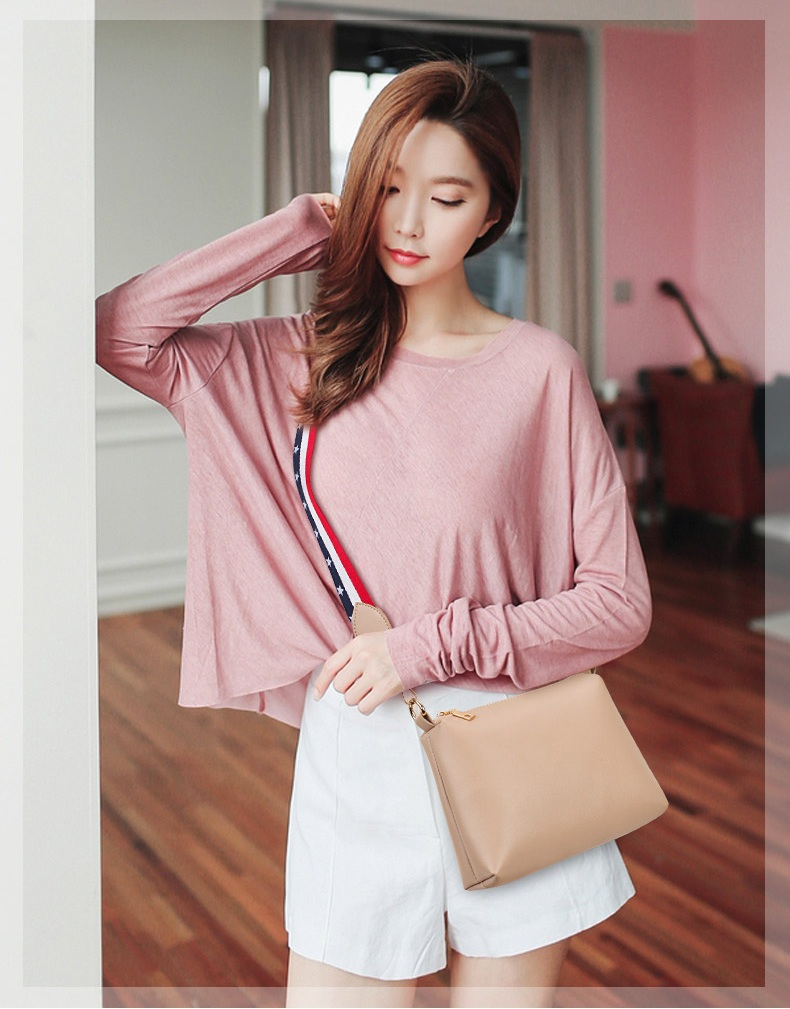 2018 New Fashion Composite Bag Female Shoulder Bag Pu Leather Women handbag Bee Design Luxury Top-Handle Bags For Women SGT02 4