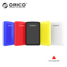 ORICO 2 5 inch USB 3 0 to SATA HDD SSD External Hard Disk Drive Enclosure