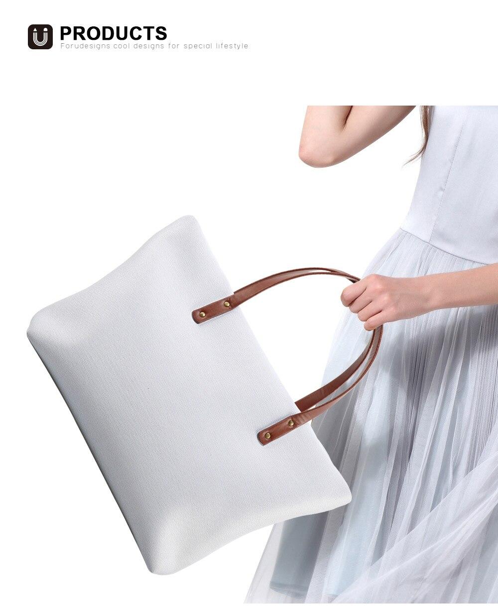 THIKIN 3D mignon crâne impression sac à bandoulière femmes sacs à main de haute qualité dames filles fourre-tout sac à main Kawaii grand Top-poignée sacs - 5