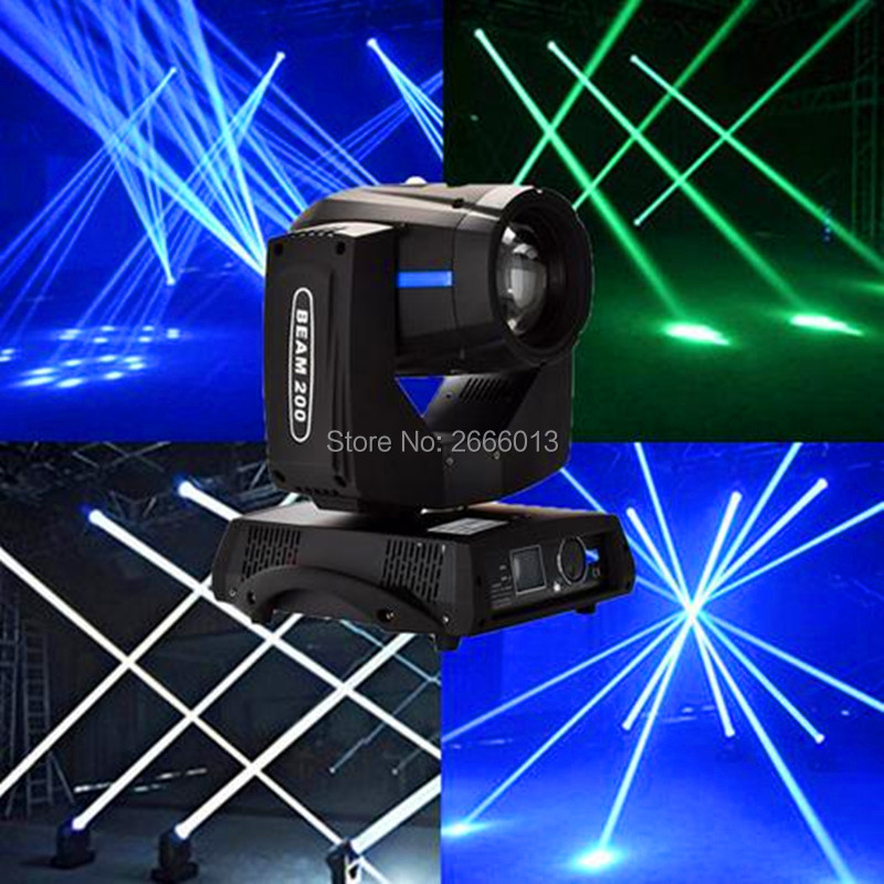 200W Moving Head light stage effect light 5R 200W Beam light with Touch screen DMX spot lights for wedding Party Disco Dj club free shipping 6pcs lot 120w moving head light sharpy beam 2r led lights dj disco club party wedding stage effect