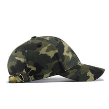 [AETRENDS] 2018 New Spring Summer Camouflage Baseball Cap Men Women Cotton Sport Polo Hat Snapbacks Z-6260