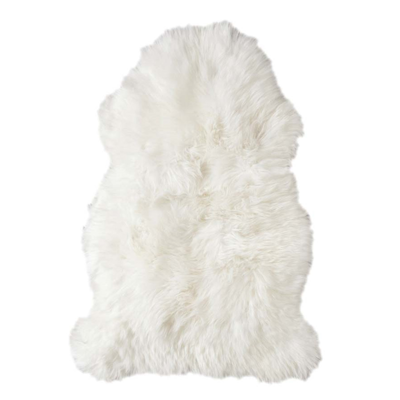 60CM*90CM Real Sheepskin 14 Colors Soft Shag Australia
