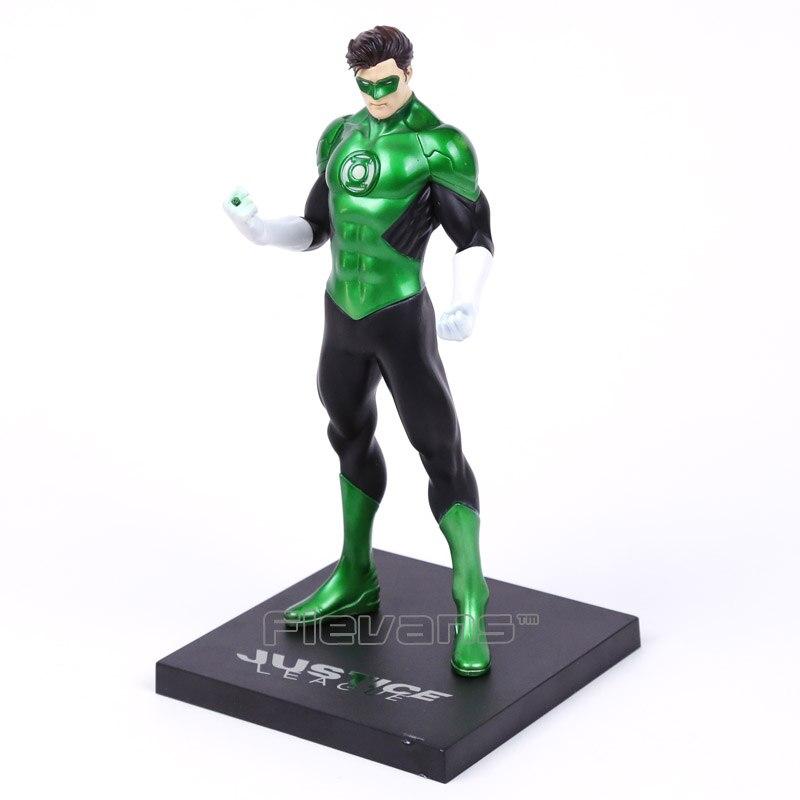 ARTFX + STATUE Green Lantern / Batman 1/10 Scale Pre-Painted Figure Collectible Model Toy 8 20cm marvel now venom artfx statue 1 10 scale pre painted figure collectible model toy