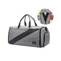 Men Business Travel Bag Garment Suit Carry On Leisure Handbag Clothes Underwear Shoes Luggage Duffle Carry On Tote Accessories