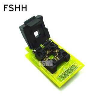 HI-LO GANG-08 Programmer Adapter Socket HEAD-EP1M-PL32 Adapter PLCC32
