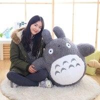 Kawaii японский стиль аниме кошка чучело кукла Тоторо Подушка Плюшевые игрушки для детей