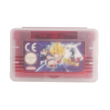 Dragon Ball Z The Legacy of Goku II ENG/FRA/DEU/ESP/ITA Game Cartridge Console Card