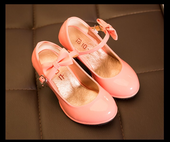Leather Sandals For Girls (2)