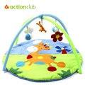 0-12 Meses de Brinquedo Do Bebê Esteira Do Jogo Do Bebê Jogo Tapete Infantil meninos Meninas Educacionais Crawling Esteira do Jogo Ginásio Crianças Cobertor Tapete brinquedos
