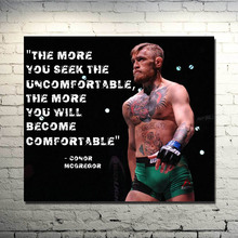 Buy ufc poster at Best ufc poster Price| Aliexpress Mobile