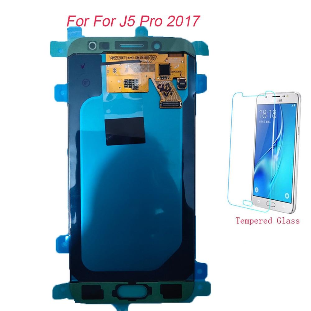 Écran LCD d'origine pour Samsung Galaxy J5 Pro (2017) J530 J530F J530Y écran tactile numériseur écran LCD pour Samsung J5 Pro J530