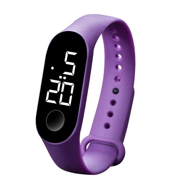 M Purple