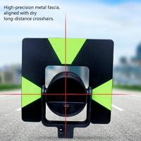 New All metal High Quality Single Prism Sets For Leica System Large Prism Total Station GPH1 GPR1