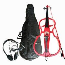 ZONAEL Электрический Виолончель 4/4 черный металлик Виолончель мощный звук виолончель лук сумка липа музыка развлечения