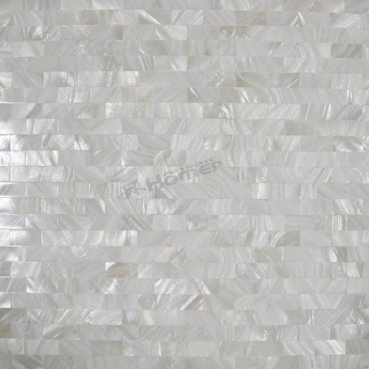 freies verschiffen ziegel muster nahtlose weien perlmutt fliesen reines wei perlmutt backsplash mopp mosaik fliesen - Mosaikfliesen Wei