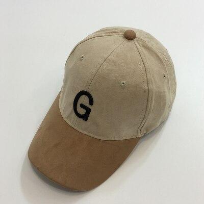 Женщин открытый повседневная hat бейсбол snapback cap G письмо регулируемая шляпа бесплатно