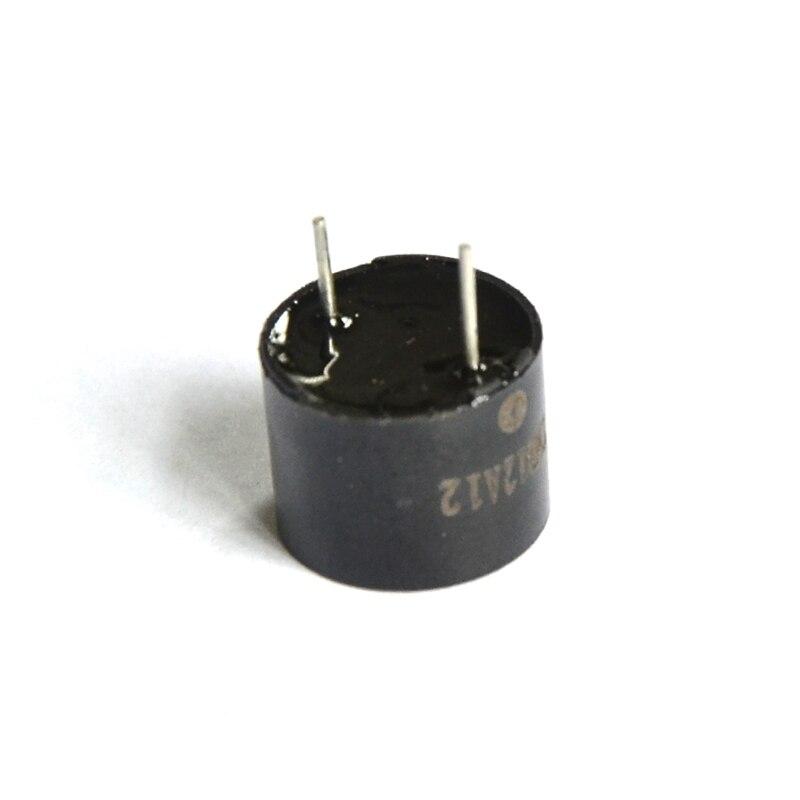 10 шт. активный Электромагнитный зуммер Integrated непрерывный звук DC 12 В 12x9,5 мм