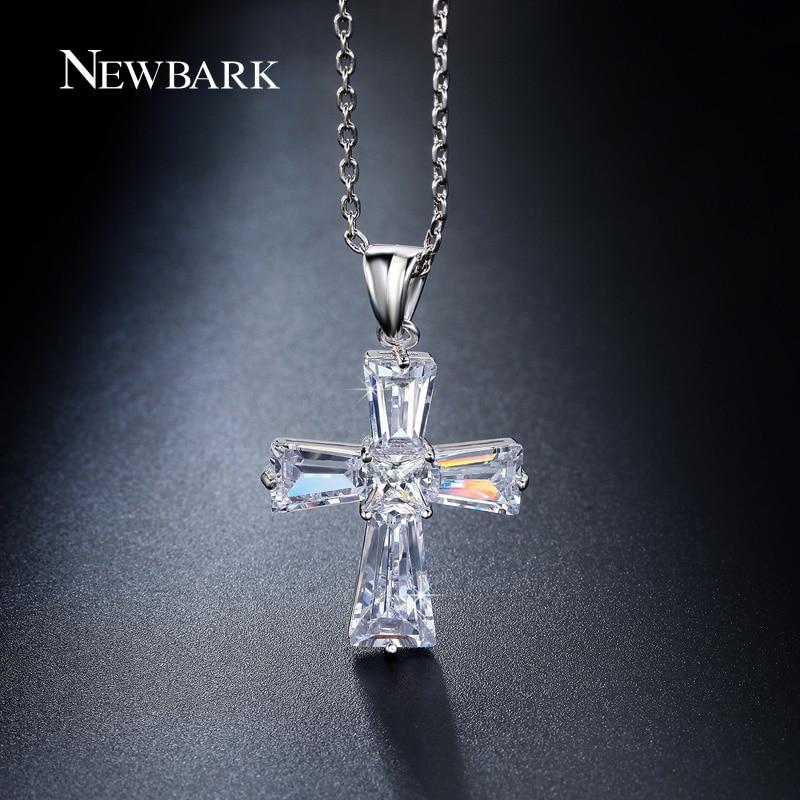 newbark-elegant-cubic-zircon-cross-necklaces-pendants-silver-color-cross-christian-jesus-fontbjewelr