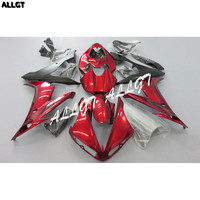 Molded RED Injection ABS Fairing kit Bodywork for YAMAHA YZF R1 2004 2005 2006