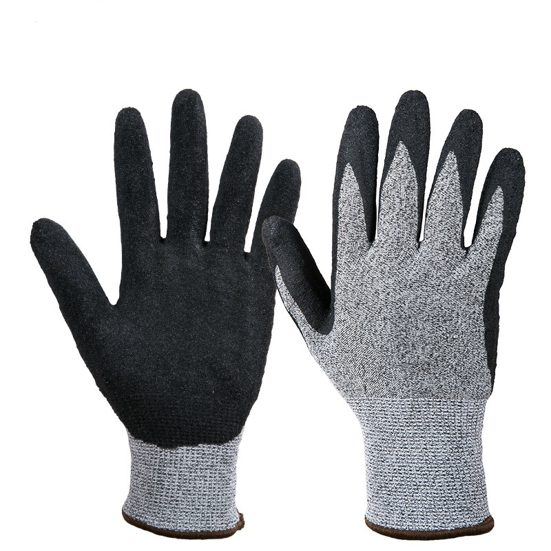 6pcs/lot Cut Resistant Working Gloves Hand Protect Stainless Steel Wire Safety Metal Mesh Butcher Anti Cutting Breathable Gloves top quality 304l stainless steel mesh knife cut resistant chain mail protective glove for kitchen butcher working safety