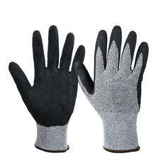 6pcs/lot Cut Resistant Working Gloves Hand Protect Stainless Steel Wire Safety Metal Mesh Butcher Anti Cutting Breathable Gloves
