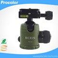 N-36 Bexin Tripé de Câmera Bola Cabeça com Placa de Liberação Rápida 3/8 Parafuso para Tripé de Câmera