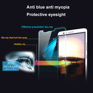 Image 4 - For Lenovo K6 Note Tempered Glass For Lenovo K6 Note K53a48 Screen Protector Glass Film pelicula de vidro Protective Glass