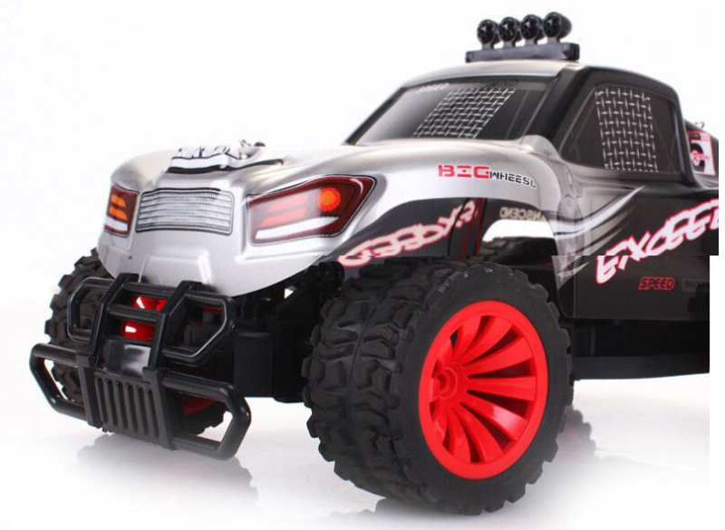 1:16 4WD high speed rc car toy BG1504 2.4G Remote Control Electric RTR Car Vehicle With Bright Lights Off Road Truck best gifts